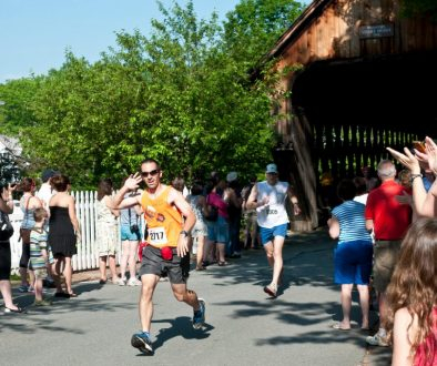 22nd Annual Covered Bridges Half Marathon