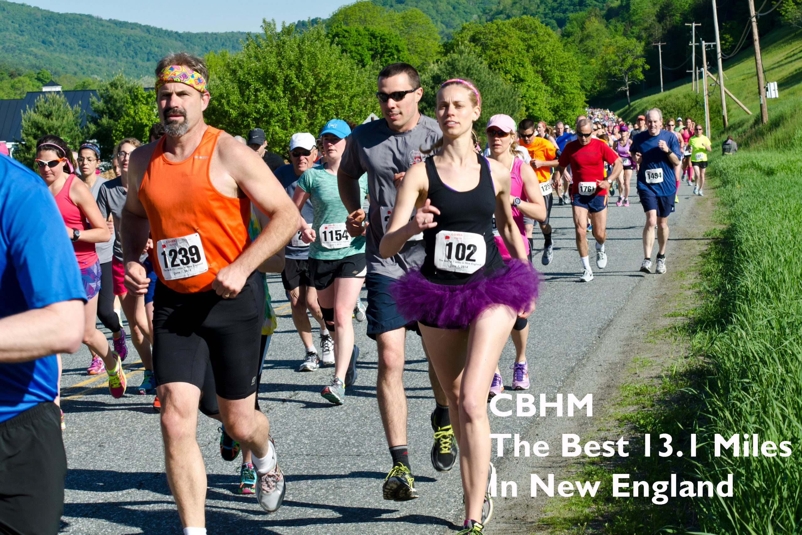 23rd Annual Covered Bridges Half Marathon